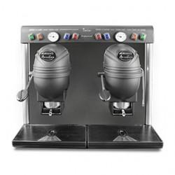 Επαγγελματικη διπλη μηχανη καφε για PODS Aura TWIN