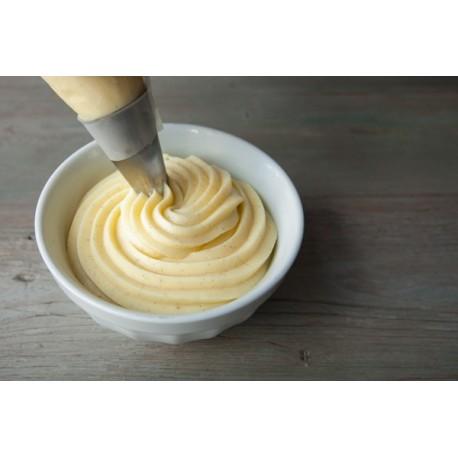 Κρυα ετοιμη κρεμα ζαχαροπλαστικης - Βανιλια