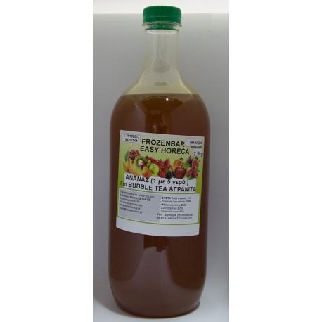 Σιροπι bubble tea ανανάς