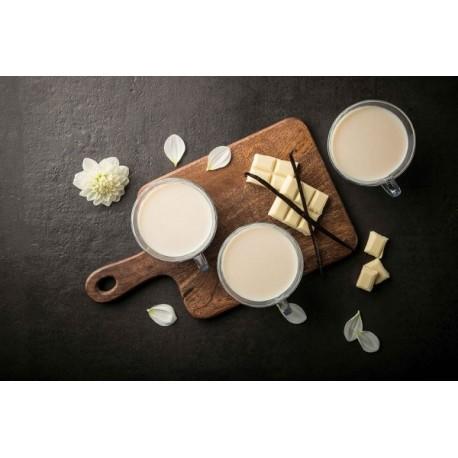 Ρόφημα λευκής σοκολάτας