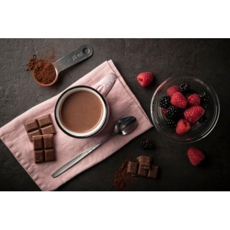 Ροφημα σοκολατας βατόμουρο / 1kg