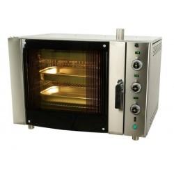 Κυκλοθερμικός φούρνος με προσθήκη ατμού F70