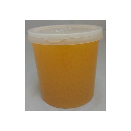 Φρουτενιες περλες bubble tea με γευση ανανας