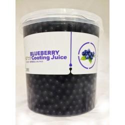Φρουτενιες περλες bubble tea με γευση blueberry