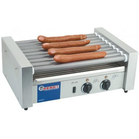 Μηχανη hot dog
