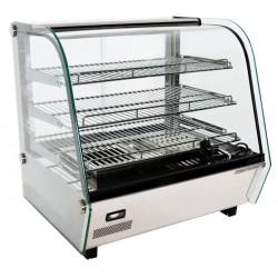 Επιτραπέζια θερμαινόμενη βιτρίνα RH160