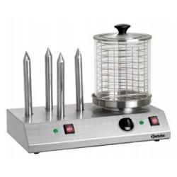 Ολοκληρωμενο μηχανημα για hot dog