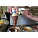 Σοκολατα που παγωνει - crunchy / 5kg