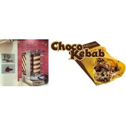 Choco Kebab - Γυρος σοκολατας