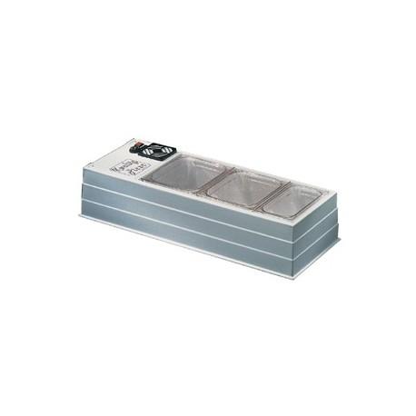 Επιτραπεζιο ψυγειο MICRO με λεκανάκια GN
