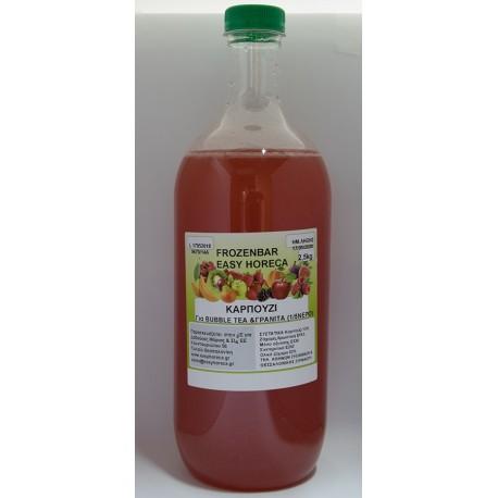 Σιροπι bubble tea μάνγκο