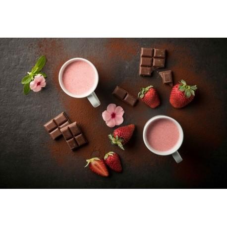 Ροφημα σοκολατας φραουλα / 1kg