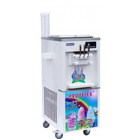 Παγωτομηχανη επιδαπεδια EasyHoreca easy white