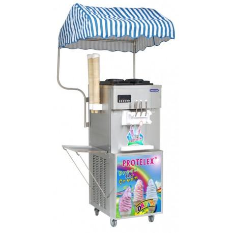 Παγωτομηχανη επιδαπεδια EasyHoreca Summer