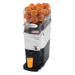 Πορτοκαλοστιφτης ηλεκτρικος EXPRESSA με καδο για πορτοκαλια