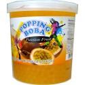 Φρουτενιες περλες bubble tea με γευση passion fruit / 3.2kg