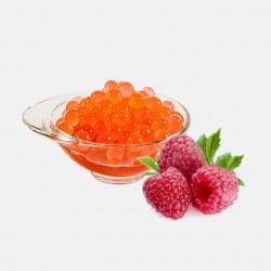 Φρουτενιες περλες bubble tea με γευση raspberry / 3.2kg