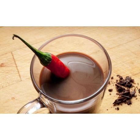 Σοκολατα τσίλι-πιπεριά - 30 μονοδοσεις