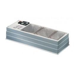 Επιτραπεζιο ψυγειο με 8 GN λεκανακια - MICRO